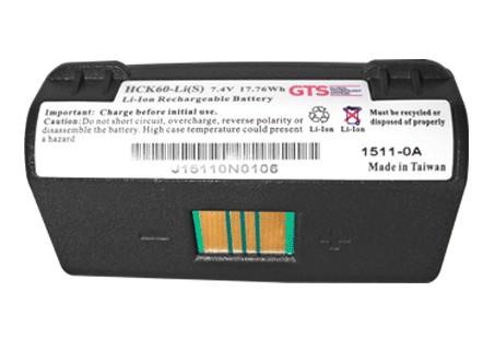 Standard Akku für INTERMEC CK60 | CK61 | PB40 | PB41 | PB42 - 2400mAh