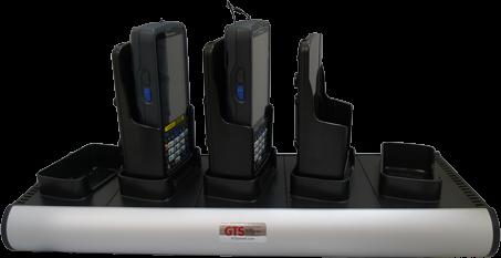HCH-CN51H50 - 5-fach Holster Ladegerät für INTERMEC | HONEYWELL CN50 | CN51