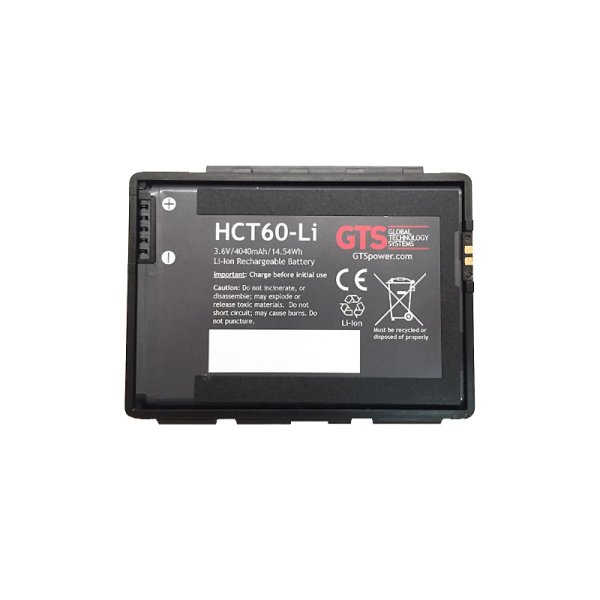 Akku für GTS | Honeywell Dolphin CT50 | CT60 - 4040mAh