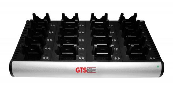 Mehrfachladegerät für 20 CASIO DT-X7 / DT-X100 Akkus