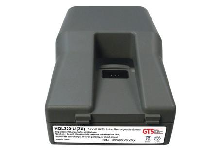 Extended-Akku für ZEBRA QL320 - 6600mAh